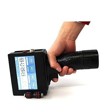 Eleoption mano ligero de inyección de tinta impresora de código de ...
