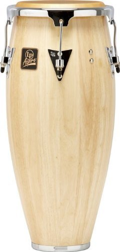 Latin Percussion LPA610-AWC Aspire 10-Inch Quinto Conga - Natural with Chrome Hardware by Latin Percussion