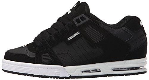 Shoes Sabre Size carbon Skateboard white Globe 14 Black PaTw5qxWnp