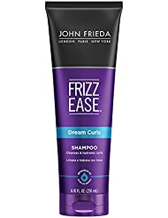John Frieda Frizz Ease Dream Curls Shampoo, 10 Ounce