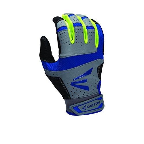イーストンhs9ネオンバッティング手袋 B00LCXL79C Small|グレー/ロイヤル グレー/ロイヤル Small