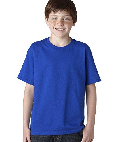 Royal Blue Boys Shirt - 8