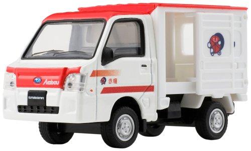 1/36 スバル サンバー 赤帽車 「ダイヤペット トラックコレクション」 DK-5120