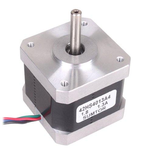 3 opinioni per Hossen- Motore passo-passo NEMA 17 per fresatrice CNC, 57 oz-in 1 Nm, 1,3 A, 40