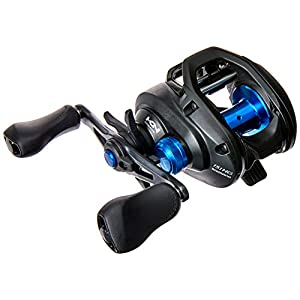 Shimano SLX151HG SLX151 HG Low Profile LH Baitcast Reel Box, 4 BB