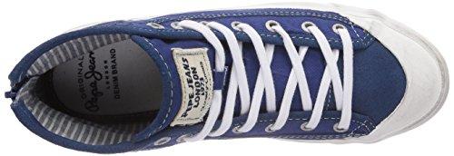blau Jeans Ankle Clinton Boot Pepe Blu 561indigo Sneaker Alte Donna 8pqdwvB
