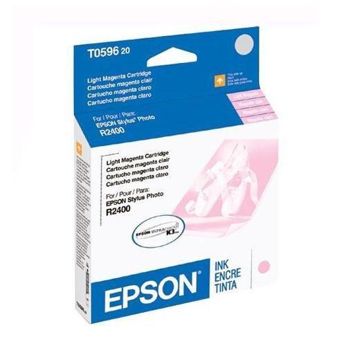 Genuine Epson Stylus Photo R2400 Light Magenta Ink Cartridge Per ()