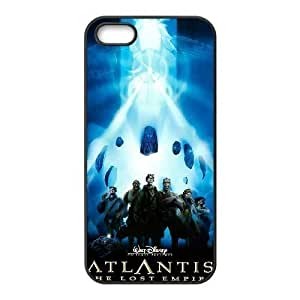 iPhone 5 5s Cell Phone Case Black Atlantis The Lost Empire0 Gmhwi