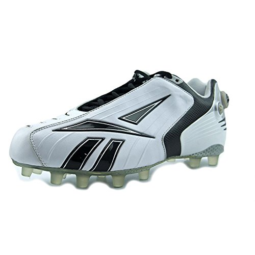 Pump Men 14 White Cleats US Pro Burnerspd M2 Low Reebok FRPqwR