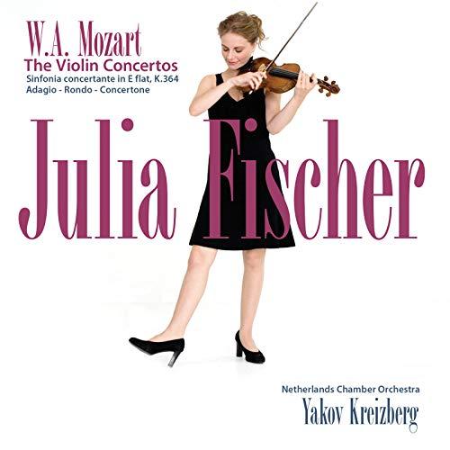 Violin Concerto No. 3 in G Major, K. 216: I. Allegro (Cadenza by J. Fischer)