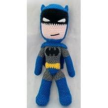 Crochet Batman Pattern