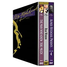 The Alfred Hitchcock Collection, Vol. 2 (Rear Window / The Man Who Knew Too Much (1956) / Alfred Hitchcock Presents Vol. 4)