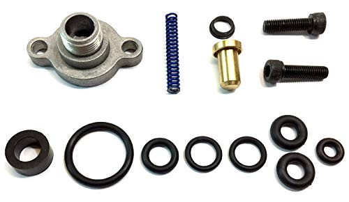 Upgraded Fuel Pressure Regulator Blue Spring Kit For 1999.5-2003 Ford 7.3L Powerstroke Diesel