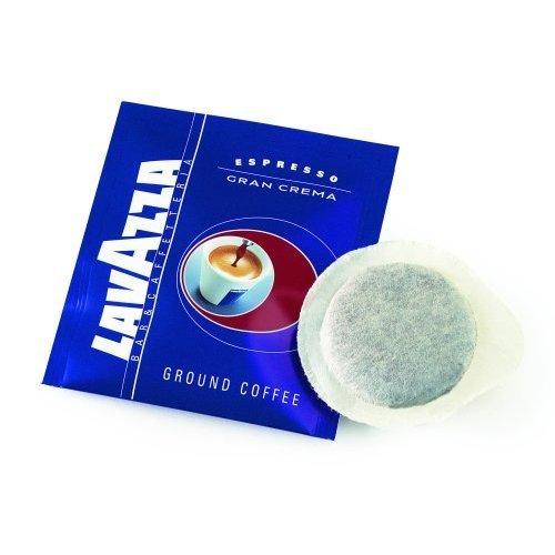 (Lavazza Gran Crema Espresso Pods 10 Pack in Bulk Packaging)
