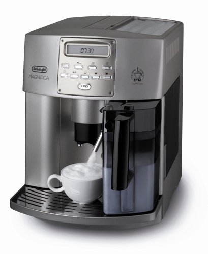 DeLonghi ESAM3500.N  Magnifica Digital Super-Automatic Espresso/Coffee Machine ()