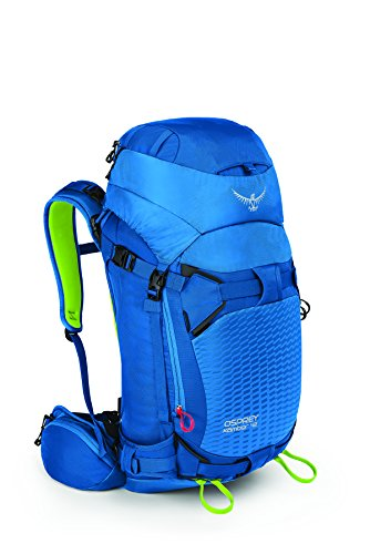Osprey Packs Men's Kamber 42 Ski Pack, Cold Blue, Medium/Large (Best Value Wood Router)