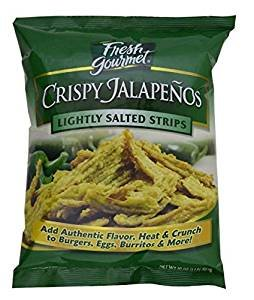 Fresh Gourmet Crispy Jalapenos 1.5 lbs.