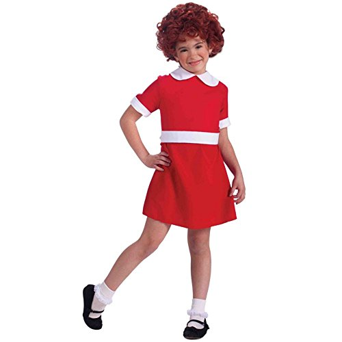 [Forum Novelties Little Orphan Annie Child Costume, Small] (Annie Costumes For Kids)