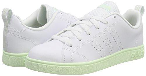 Green Cass White Vs Blanc ftwr ftwr S18 Cl Adidas Chaussures Femme De aero W Ftwr Fitness Advantage S18 White ZwqSxAn1z4