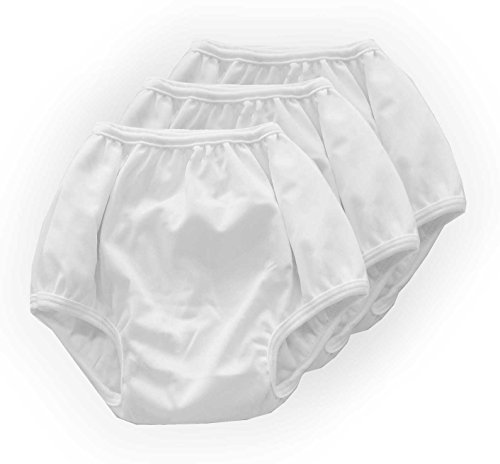 Scotty & Patty 2 in 1 Waterproof Cotton Potty Training Pants - XXLarge (3 Pack) ()