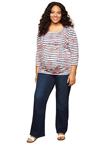 Motherhood Secret Belly Maternity Jeans product image