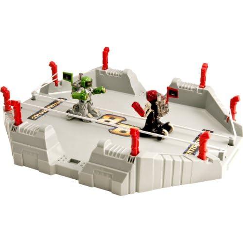 Battroborg – Arena Pack – Arène + 2 Robot de Combat Radiocommandés (Import Royaume-Uni)