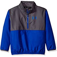 Under Armour Boys Train to Game Jacket (Ultra Blue Graphite)