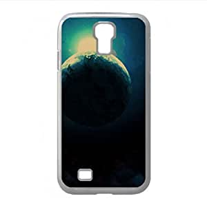 Cold Planets Watercolor style Cover Samsung Galaxy S4 I9500 Case
