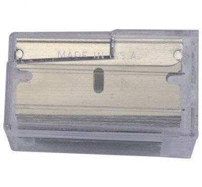 076174285109 - Stanley 28-510 Razor Blade with Dispenser, Pack of 10 carousel main 1