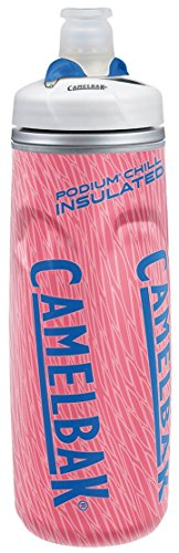 CamelBak Podium Chill Insulated Water Bottle, 21 oz, Coral