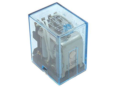 MY4J 12V DC 14 Pin Plug in Electromagnetic Relay - (Omron Plug In)
