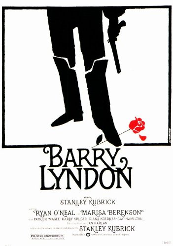 Barry Lyndon Poster Movie Ryan O'Neal Marisa Berenson Patrick Magee Hardy Kruger
