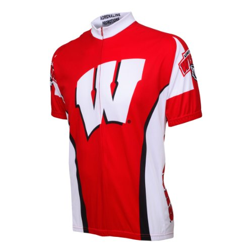 - Wisconsin Badgers NCAA Road Cycling Jersey (XXX-Large)