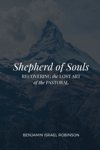 Shepherd of Souls: Recovering the Lost Art of the Pastoral pdf epub