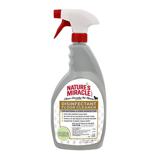 Natures Miracle NM 5474 Disinfectant Cleaner
