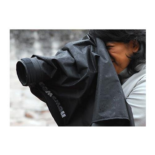 Newswear Waterproof Short Lens Rain Poncho for Canon EOS EOS1-D Mark IV / 7 by Newswear