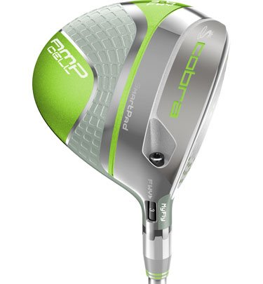 Cobra Golf Clubs Women's AMP Cell Green Fairway Wood 7w-9w (22*-25*) - NEW by Cobra