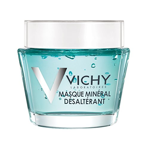 Vichy Mineral Face Mask with Vitamin B3, 2.54 Fl. Oz.