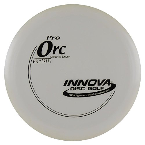 INNOVA Pro Orc Distance Driver Golf Disc [Colors May Vary] - - Orc Golf Disc