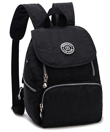Julvie Waterproof Backpack Schoolbag Racksack