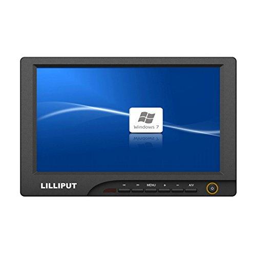 Lilliput 869GL-80NP/C   8 Inch LED HDMI VGA AV Non Touch Screen Monitor