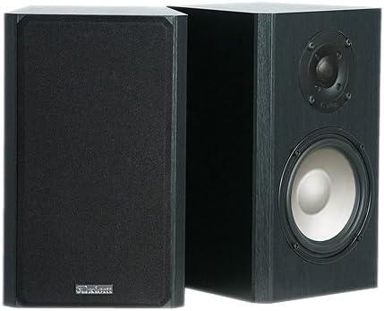 M3 Bookshelf Speaker – Black Oak