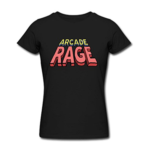 LiliGang Women's Arcade Rage Comic T-Shirts