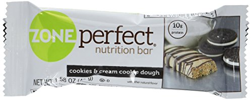 zone cookie dough protein bars - 3