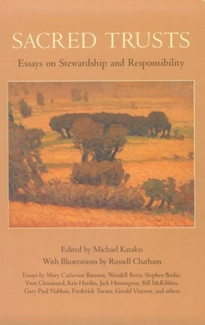 Sacred Trusts: Essays on Stewardship and Responsibility