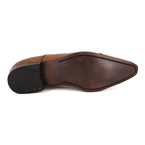J.Bradford - Zapatos Hombre Richelieu JB-AUSTIN Cuero
