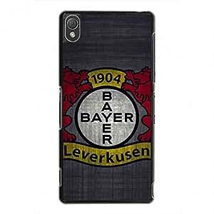 The Bayer 04 Leverkusen Logo Phone Funda,Bayer 04 Leverkusen Cover Phone Funda,Sony Xperia Z3 Phone Funda