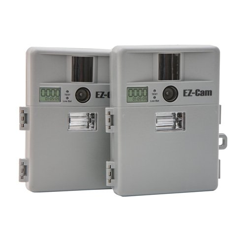 EZ-Cam Outdoor Cameras - 2-Pack