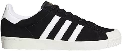 adidas Originals Men s Half Shell Iconic Style Vulcanized Outsole Skate Sneaker Walking Shoe CQ1217