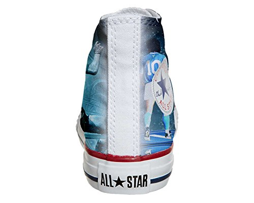 Converse Customized - zapatos personalizados (Producto Artesano) world soccer